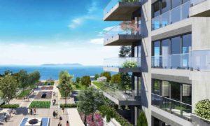 مجمعات سكنية في باشاك شهير