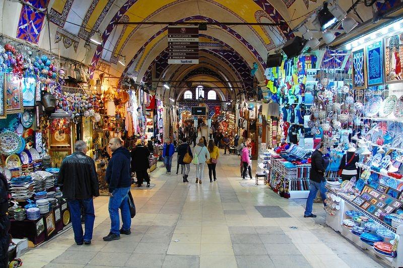 بازار الاحد باشاك شهير