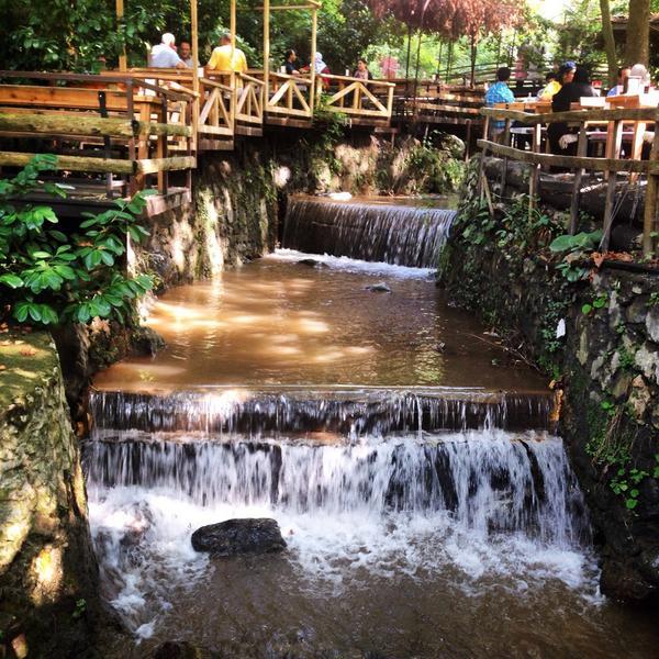 قرية معشوقية سبانجا