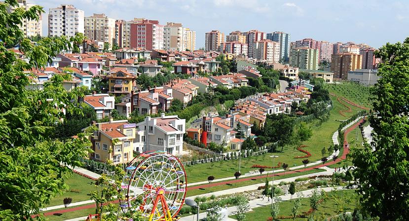كم تبعد باشاك شهير عن اسطنبول