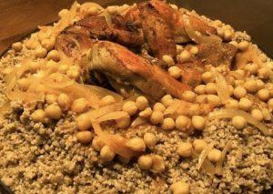 اكلة فلسطينية مشهورة