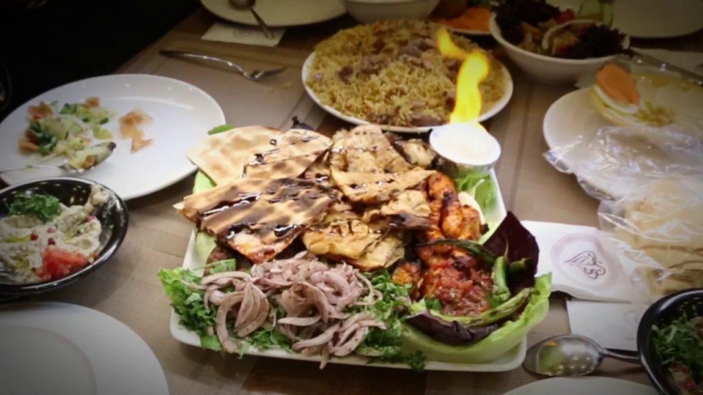مطعم مروان باشاك شهير