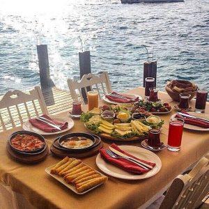 مطاعم اكل عربي في اسطنبول