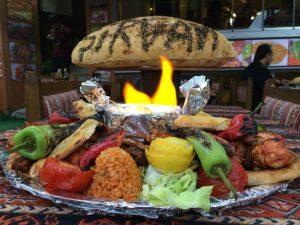 مطعم القدس اسطنبول باشاك شهير
